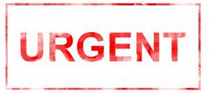 Stamp - urgent