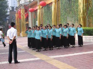 Beijing maids