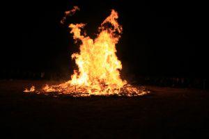 Sadeh fire festival