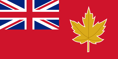 1946 Canadian flag (proposal)