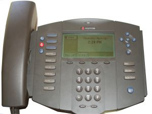 Polycom IP telephone