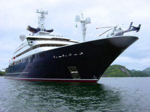 Octopus ship