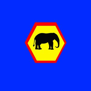 Danger: elephant