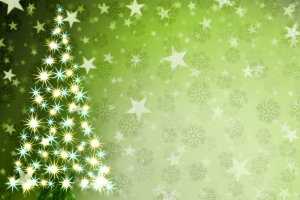 Stars and Christmas tree