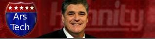 Hannity banner