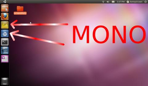 Ubuntu 11.04 Unity Desktop 3.2.14