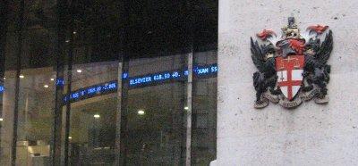 London Stock Exchange by Kaihsu Tai