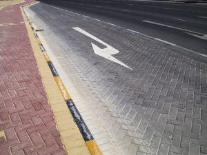 Pedestrian and highway