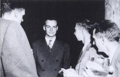 Feynman at Los Alamos