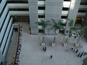 Tribunal de justica building
