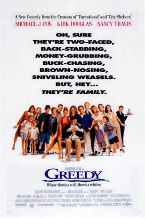 Greedy film