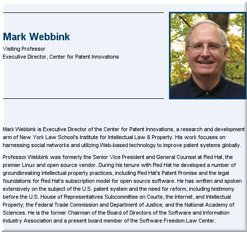 Professor Webbink
