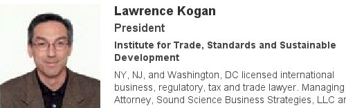 Lawrence Kogan
