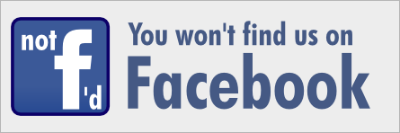 FSF says no facebook