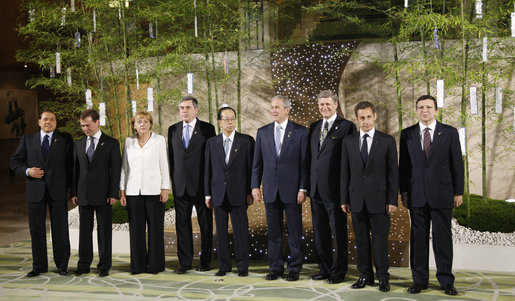 G8 summit members