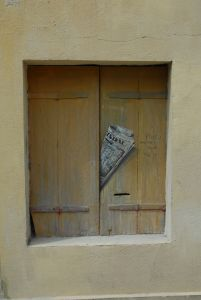 News in door