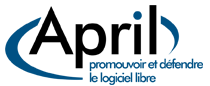 April logo
