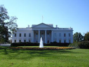 White House in 2006