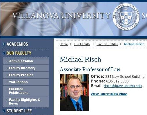 Michael Risch
