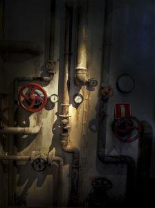 Mechanics' room