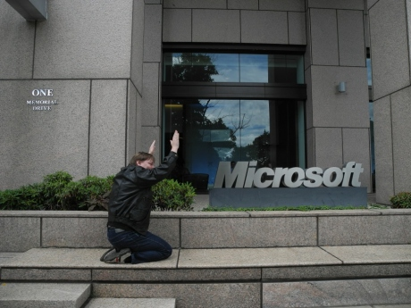 Microsoft worship