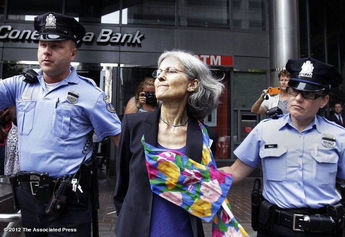 Dr. Jill Stein