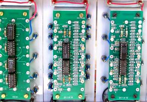 An electronic board