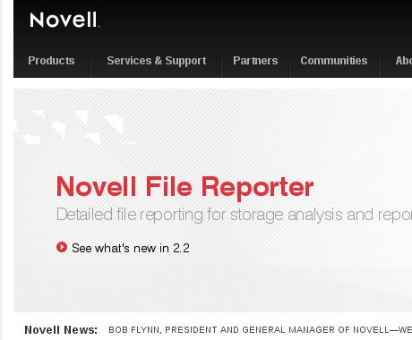 Novell site