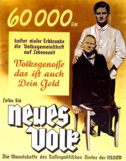 Euthanasia propaganda