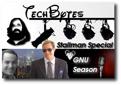 TechBytes with Stallman