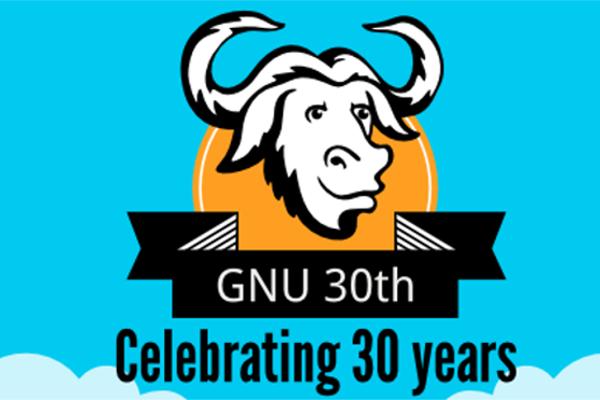 GNU anniversary