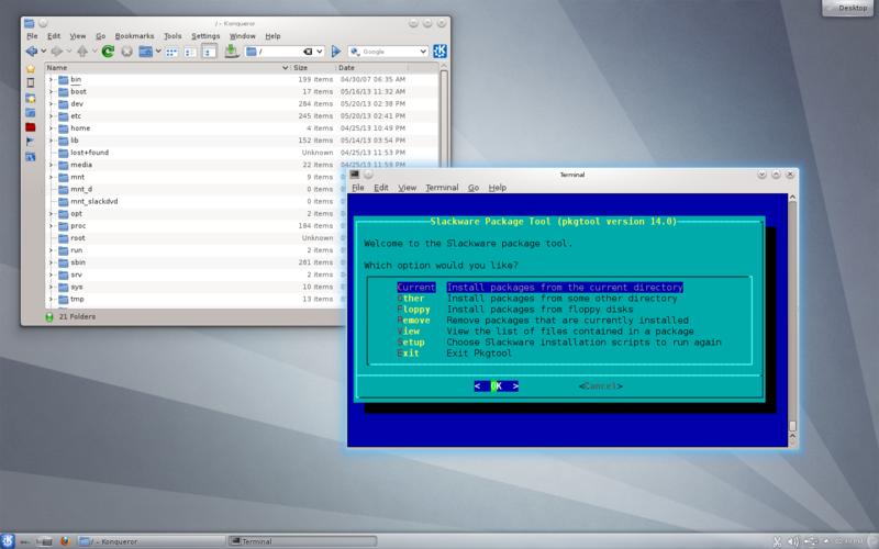 Slackware 14.0
