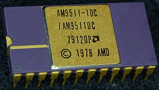 AMD microchip