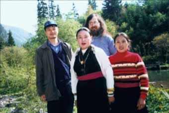 Stallman in China