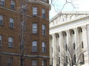 SCOTUS and apartment