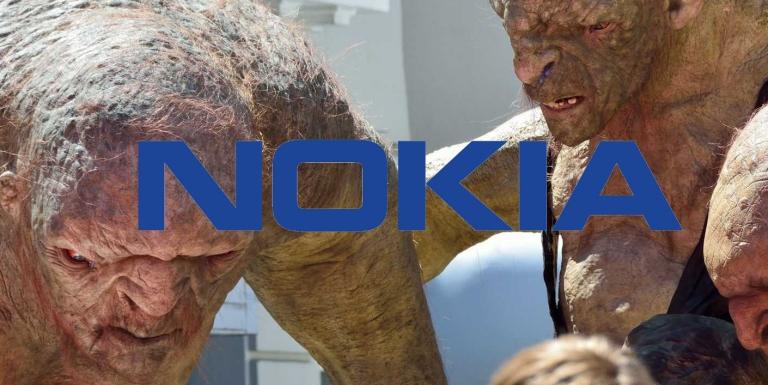 Nokia trolls
