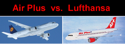 Air Plus vs. Lufthansa_photo