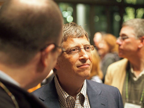 Todd Bishop and Bill Gates