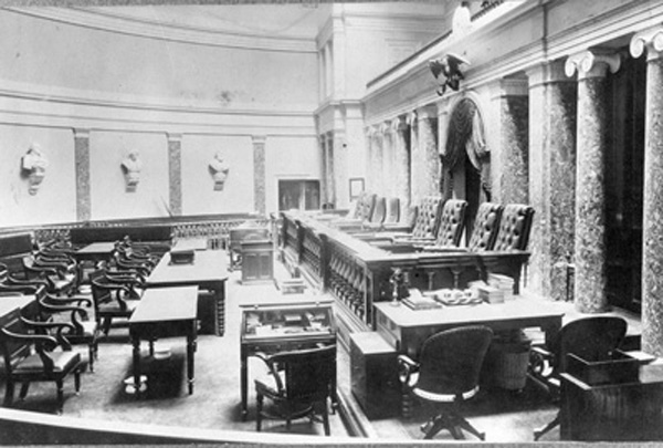 SCOTUS Old Senate