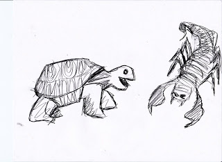 The Scorpion and the Tortoise