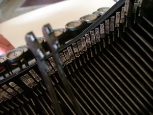 Typewriting machine