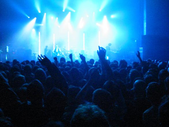 Radiohead Manchester