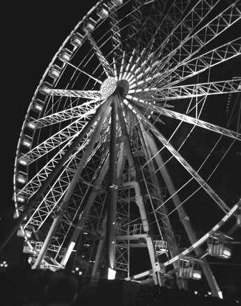 Wheel in Manchester