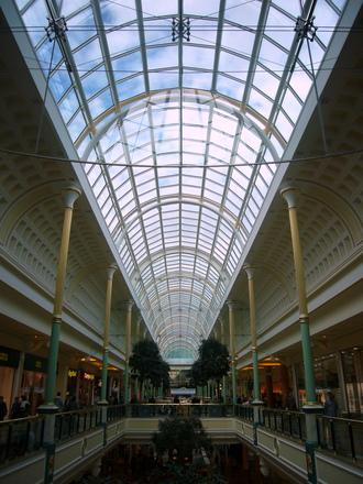 Mall window