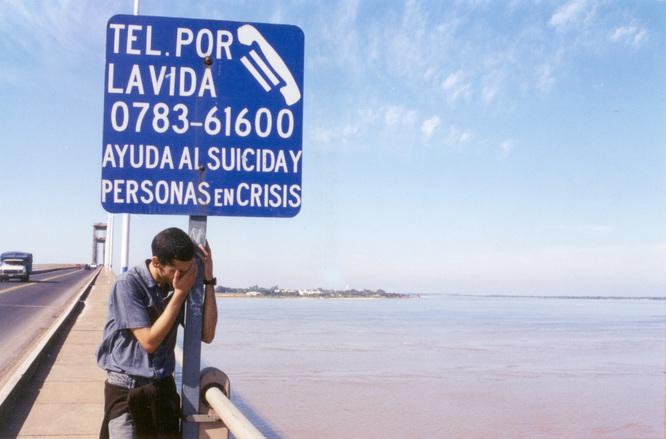Suicide danger