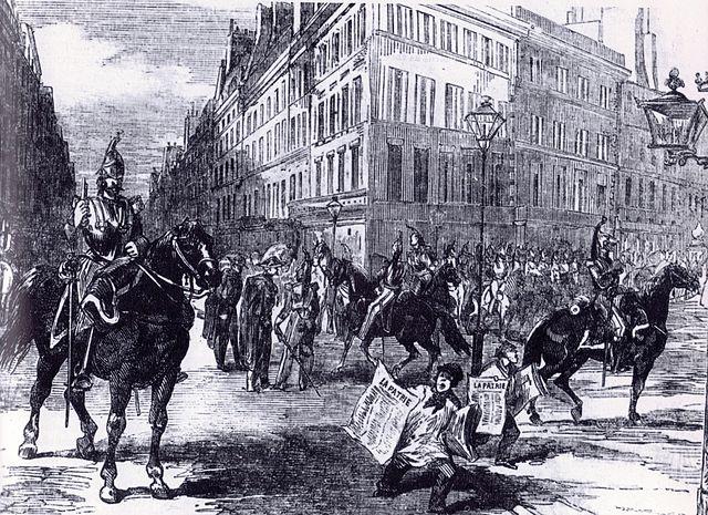 French coup d'état