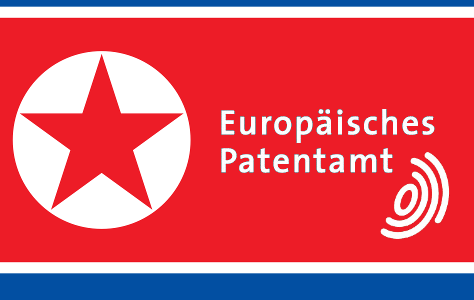 North Korea flag and EPO