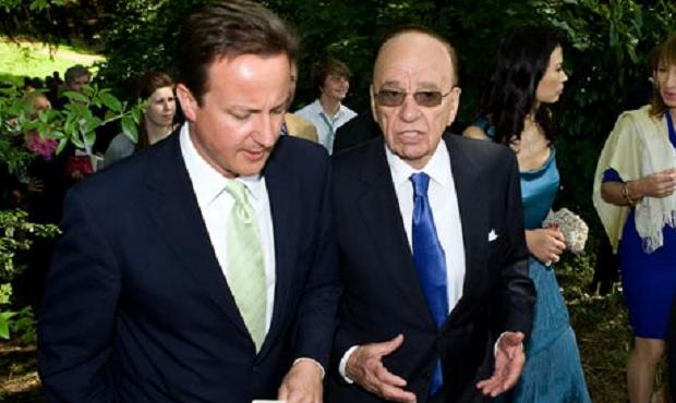 Murdoch and Cameron