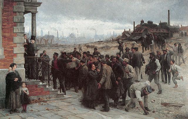 Robert Koehler painting