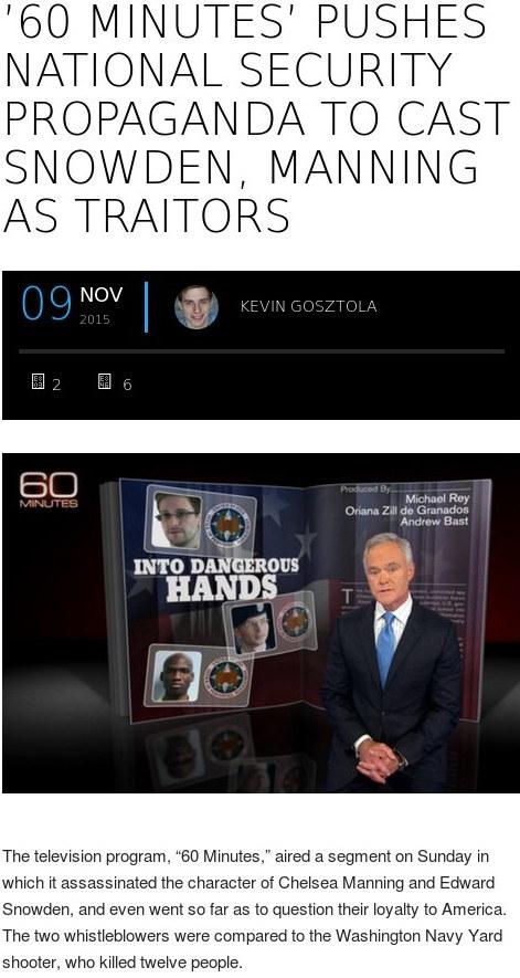 CBS smears